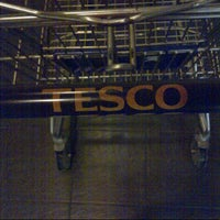 Photo taken at Tesco Extra by Arjuna on 11/2/2012