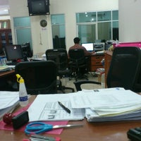 Photo taken at Jamsostek Office by 'Munich' M. on 12/28/2012