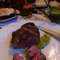 Photo taken at La Boca Steaks by Rebecca V. on 4/11/2015