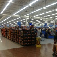 Photo taken at Walmart Supercenter by Allen Lee J. on 10/5/2012