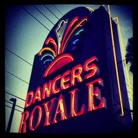 Photo taken at Dancer's Royale by Dancer's Royale on 11/23/2013