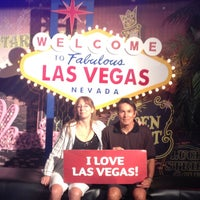 Photo taken at Madame Tussauds Las Vegas by Penny G. on 5/6/2013