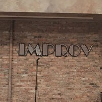 Photo taken at Improv Comedy Club by Charlie H. on 11/5/2016