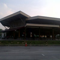 Photo taken at Sports Arena Food Court by Anonimursi S. on 7/9/2013