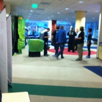 Photo taken at eBay North Town Hall Building 12 by Jacob M. on 11/16/2012