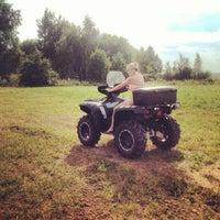 Photo taken at Волга by Alena K. on 7/6/2013