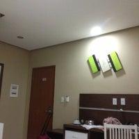 Photo taken at Hotel São Bento by Lilianne on 1/23/2013