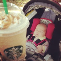 Photo taken at Starbucks by Stephanie S. on 10/26/2012