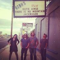 Photo taken at Gino's Karaoke Bar by Ken A. on 6/7/2013