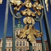 Das Foto wurde bei Schloss Charlottenburg von Nastasja am 3/24/2013 aufgenommen