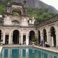 Photo taken at Parque Lage by Bruna M. on 11/3/2012