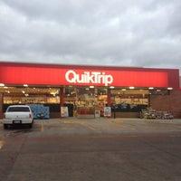 Photo taken at QuikTrip by Martin on 12/2/2012