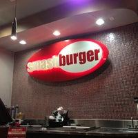 Photo taken at Smashburger by Kelvin A. on 11/30/2012