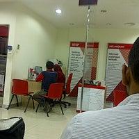 Photo taken at CIMB Bank by Fadzilah S. on 12/24/2012