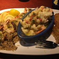 Photo taken at Red Lobster by Amra K. on 5/30/2016
