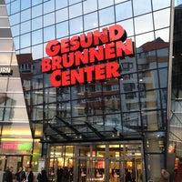 Photo taken at Gesundbrunnen Center by Aga on 2/20/2013
