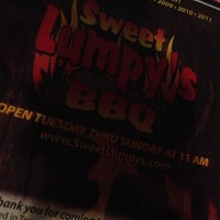Photo taken at Sweet Lumpy's BBQ by Fernando O. on 9/29/2013