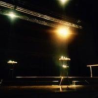 Photo taken at Teatro Oriente by Javier I. on 9/3/2016