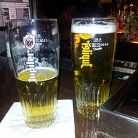 Photo taken at Breakaway Cafe Rotterdam by Jordan P. on 2/20/2013
