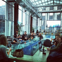 Photo taken at ROOF on theWit by Ryan K. on 11/7/2012