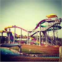 Photo taken at Zoombezi Bay Waterpark by Tyson R. on 6/11/2013