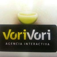 Photo taken at Agencia Interactiva VoriVori by Alfredo M. on 1/9/2013