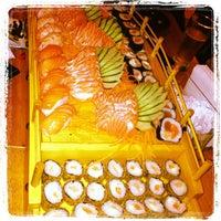 Photo taken at Sushi Bar by Fábio B. on 11/21/2012