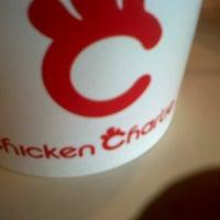 Photo taken at Chicken Charlie by Raimond D. on 4/1/2013