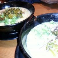 Photo taken at らー麺 藤吉 平野店 by サヴォさん プ. on 9/21/2013