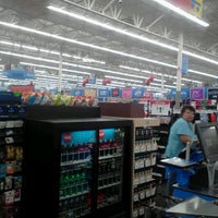 Photo taken at Walmart Supercenter by Crystal S. on 10/20/2012