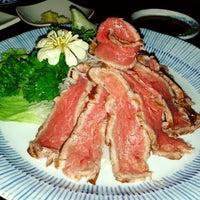 Photo taken at Hana Japanesse Restaurant by Yukiki on 10/19/2012