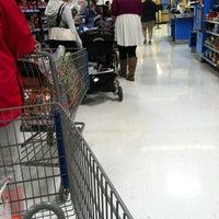 Photo taken at Walmart Supercenter by Terri F. on 4/11/2013