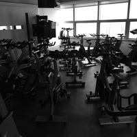 Photo taken at Fitness First by Randy E. on 6/8/2016