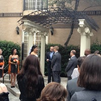 Photo taken at Mansion at Judges' Hill by Ronnie T. on 10/8/2012
