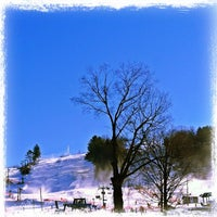Photo taken at Thunder Ridge Ski Area by Charles D. on 1/27/2013
