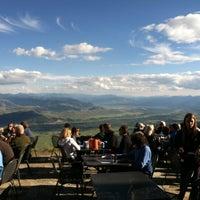 Photo taken at Bridger Deck Restaurant by Adam H. on 9/9/2013