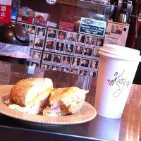 Photo taken at Katy's Corner Cafe by Kristan M. on 12/27/2012