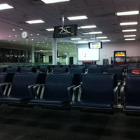 Photo taken at Gate D24 by Chris L. on 12/6/2012