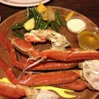 Photo taken at Bob Chinn's Crab House by Clarissa E. on 11/24/2012