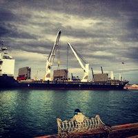 Photo taken at Puerto de Veracruz by Daniel C. on 1/20/2013
