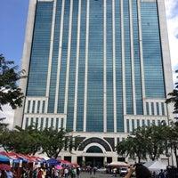 Photo taken at Makati City Hall by Sen Jamir on 11/9/2012