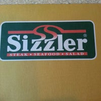 Photo taken at Sizzler by Abdullah A. on 6/2/2013