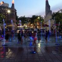 Photo taken at Main Street Square by Viki N. on 7/20/2014