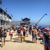 Photo taken at ASP Hurley Pro @ Trestles by SWELL S. on 9/20/2012