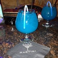 Photo taken at Blue Martini by Linda L. on 1/8/2013