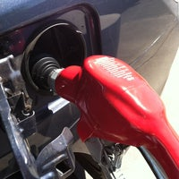 Photo taken at Costco Gas by Kathy W. on 4/16/2013