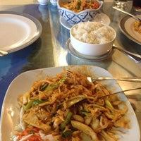Photo taken at Krua Thai Cafe by Harp K. on 6/29/2014