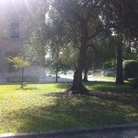 Photo taken at Facultad de Filología by Eraser H. on 5/22/2013