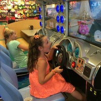 Photo taken at Chuck E. Cheese's by Kristi C. on 9/9/2015
