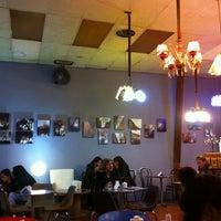 Photo taken at Loft Cafe by Fer D. on 5/28/2013